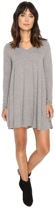 Volcom Lived In Snow Dress $39.50 thestylecure.com