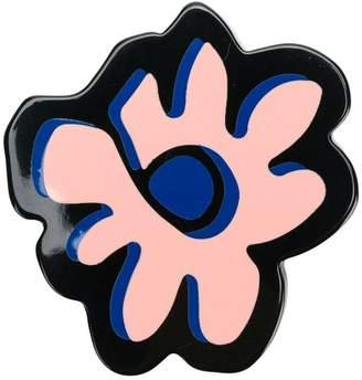 Marni flower pin brooch