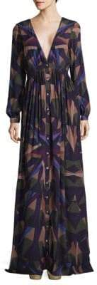 Mara Hoffman Compass Maxi Dress