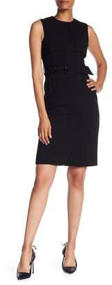 Hobbs Cate Gilet Dress