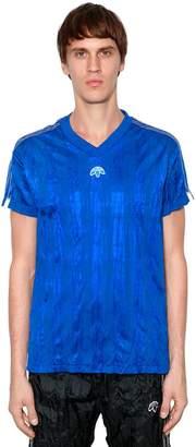 Aw Wrinkled Jacquard T-Shirt