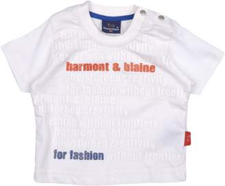 Harmont & Blaine T-shirts - Item 37992959EW