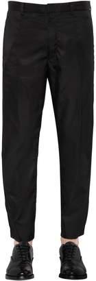 Prada Jogging Style Nylon Pants
