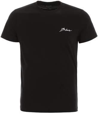 Balmain Chest Logo Print T-Shirt