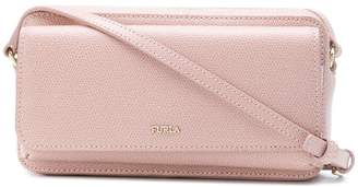 Furla zipped shoulder bag