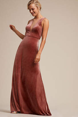 Anthropologie Logan Wedding Guest Dress