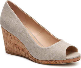 Kelly & Katie Kaydena Espadrille Wedge Pump - Women's