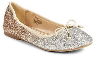 Sam Edelman Kid's Felicia Gradient Embellished Ballet Flats