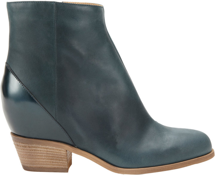 Maison Martin Margiela Hidden Wedge Ankle Boot