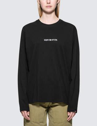 """Hyein Seo """"Life Is Evil"""" Long-sleeve T-Shirt"""
