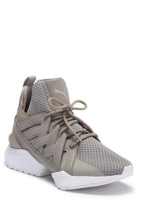 Puma Muse Echo EP Leather Sneaker