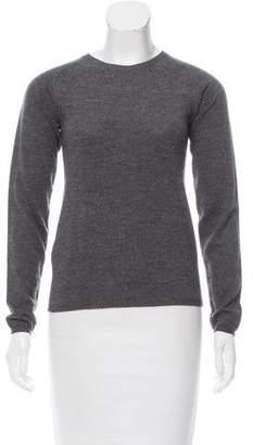 Miu Miu Lightweight Crew Neck Sweater