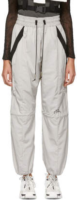 A-Cold-Wall* Beige Technical Reduction Lounge Pants