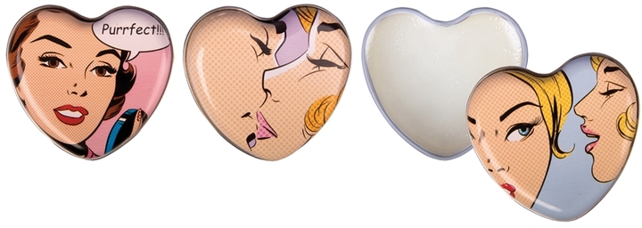 Asos Pop Heart Girl Lip Balm