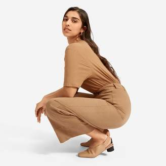 Everlane The Lightweight Wide Leg Crop Chino