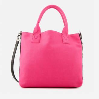 Pinko Women's Abadeco Shopping Tote Bag - Fuchsia