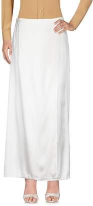 Helmut Lang Long skirts