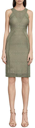 BCBGMAXAZRIA Dena Lace Dress
