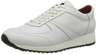 Liebeskind Berlin Womens LF173120 Calf Low-Top White Size: 41