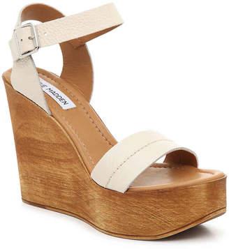 Steve Madden Belma Wedge Sandal - Women's