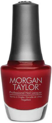 Morgan & Taylor Morgan Taylor Cherry Appliqué Nail Lacquer 15ml