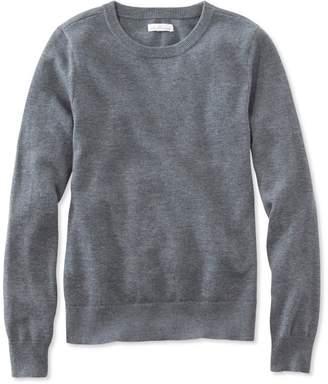 L.L. Bean L.L.Bean Signature Merino Crewneck Sweater