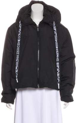 Proenza Schouler PSWL Hooded Zip-Up Jacket w/ Tags