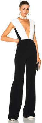Thierry Mugler Plissee Jumpsuit