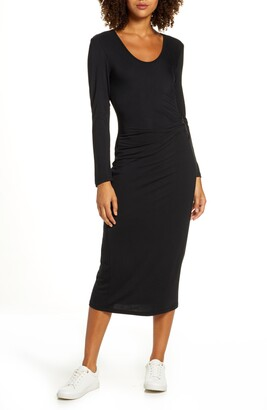 Fraiche by J Body-Con Midi Dress