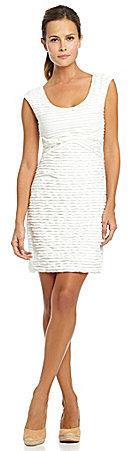 M.S.S.P. Mini-Tier Jersey Dress