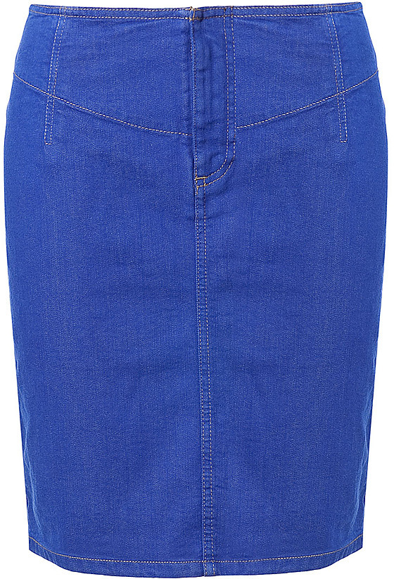 Marc by Marc Jacobs Pure Blue Denim Skirt