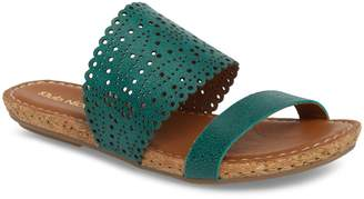 Klub Nico Ginette Perforated Slide Sandal