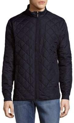Hawke & Co Diamond Quilted Jacket
