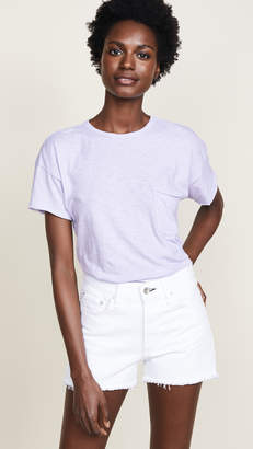 Rag & Bone Vintage Pocket Tee
