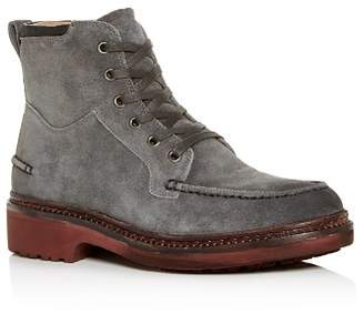 John Varvatos Men's Cooper Suede Work Boots