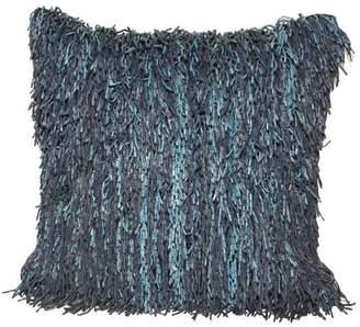 """Aviva Stanoff Design Beaded Accent Pillow """"Shimmy"""""""