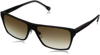 Jack Spade Men's Hughes Rectangular Sunglasses