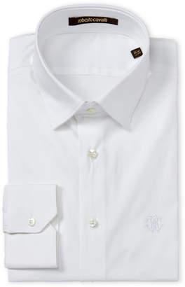 Roberto Cavalli Slim Fit Dress Shirt