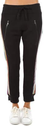 Baja East Rainbow Stripe Sweatpants