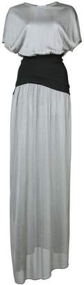 Paco Rabanne long shortsleeved dress