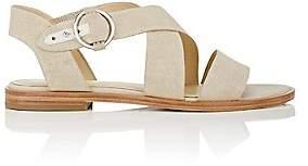 Rag & Bone Women's Brie Linen Sandals-Natural Cn