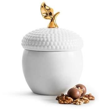 Sagaform Stoneware Acorn Jar