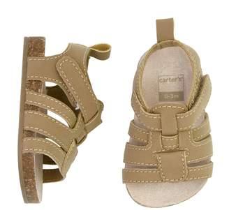 Carter's Baby Boy Cork Sole Sandals