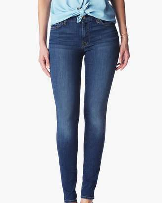 7 For All Mankind b(air) Denim Skinny in Reign
