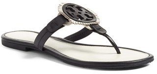 Women's Tory Burch Miller Sandal $225 thestylecure.com
