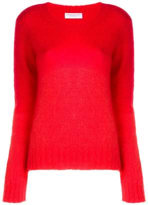 Majestic Filatures textured knit sweater