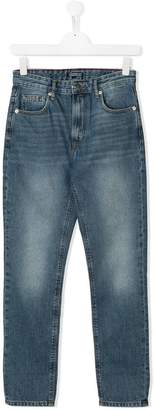 Tommy Hilfiger Junior faded slim fit jeans