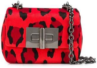 Tom Ford Mini Leopard Print Bag