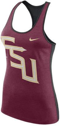 Nike Women Florida State Seminoles Dri-Fit Touch Tank