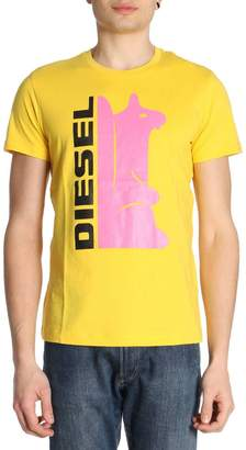 Diesel T-shirt T-shirt Men